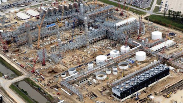 US shale gas-advantaged projects strain toward finish line