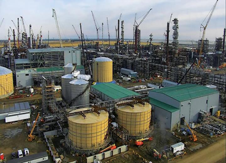 Ge Water Process Technologies Nwrp Sturgeon Refinery