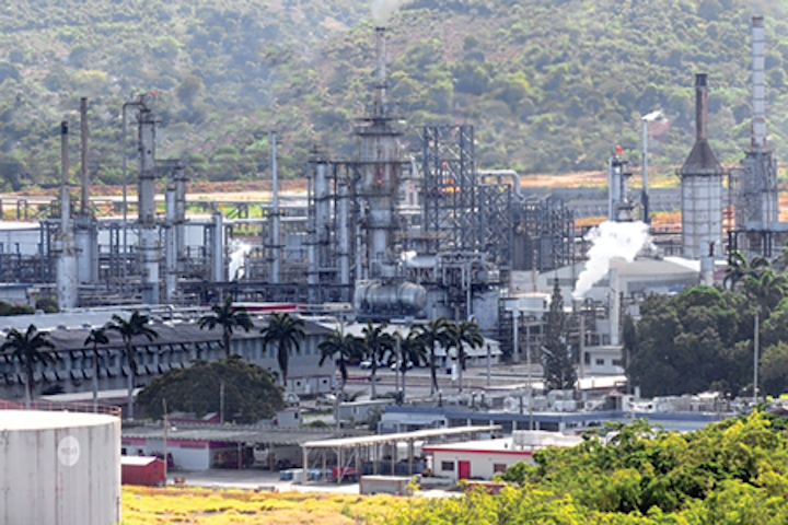 Ministry Of Communication And Information Puerto La Cruz Refinery