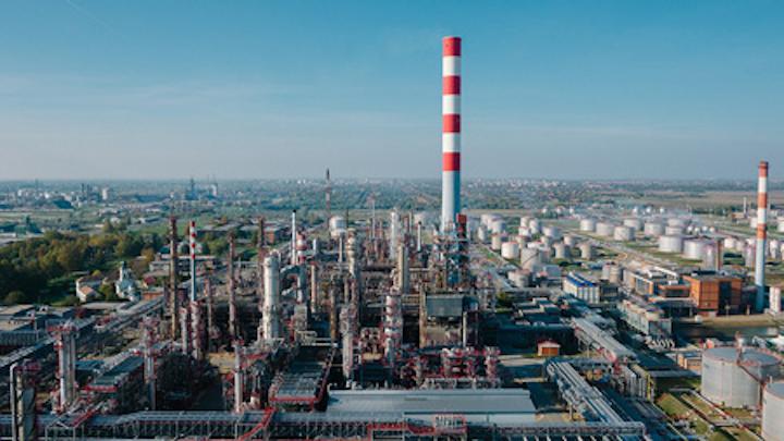 Naftna Industrija Srbije Nis Jsc Novi Sad Pancevo Oil Refinery 3