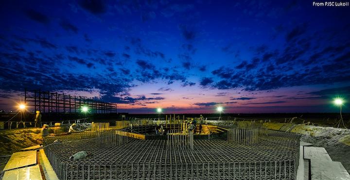 Content Dam Ogj Online Articles 2017 02 Pjsc Lukoil Kandym Construction Site