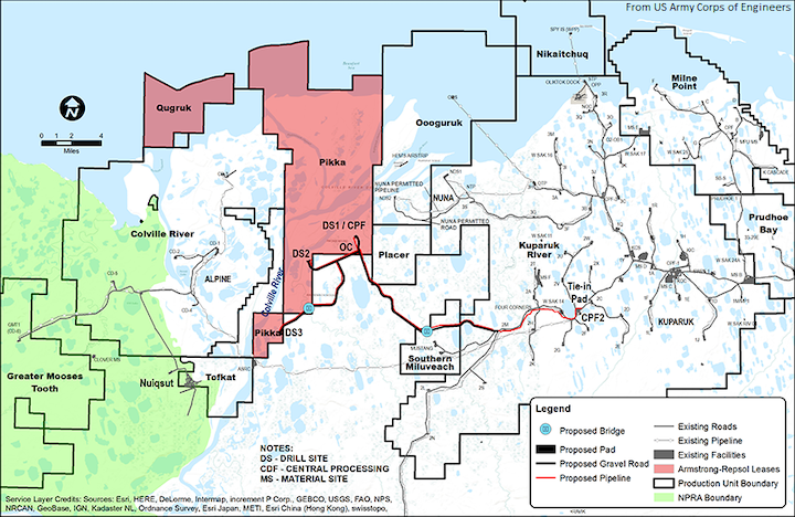 Horseshoe discovery extends Alaska North Slope play | Oil