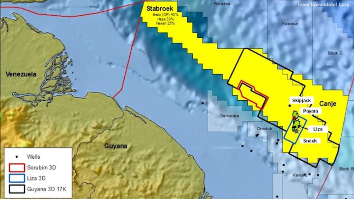 Content Dam Ogj Online Articles 2017 03 Xom Guyana Straboek Map