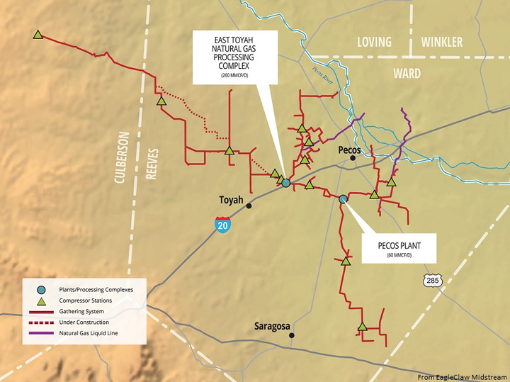 Content Dam Ogj Online Articles 2017 04 Eagleclaw Permian Map