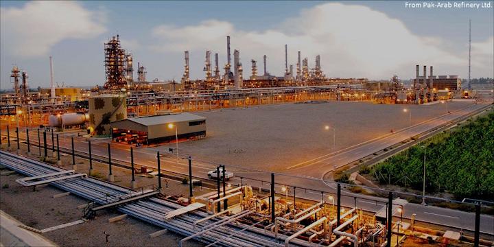 Pak Arab Refinery Ltd Mid Country Refinery