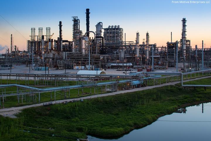 Content Dam Ogj Online Articles 2017 05 Motiva Enterprises Llc Refinery