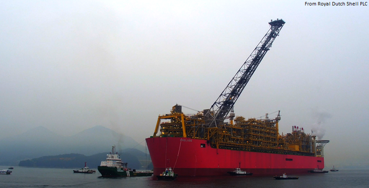 Content Dam Ogj Online Articles 2017 06 Shell Prelude Lng Sailaway