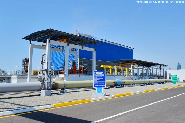SOCAR advances Baku refinery modernization works | Oil & Gas