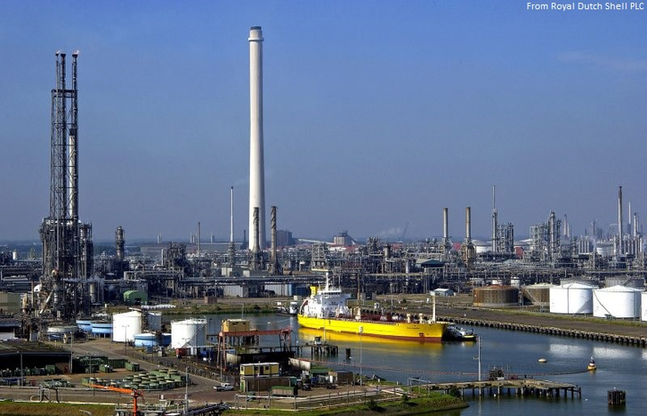 Content Dam Ogj Online Articles 2017 07 Royal Dutch Shell Plc Pernis Refinery 1
