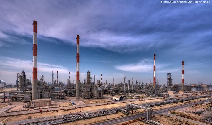 Content Dam Ogj Online Articles 2017 07 Sasref Jubail Refinery
