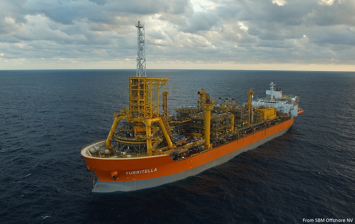 Shell to buy FPSO serving Stones project | Oil & Gas Journal