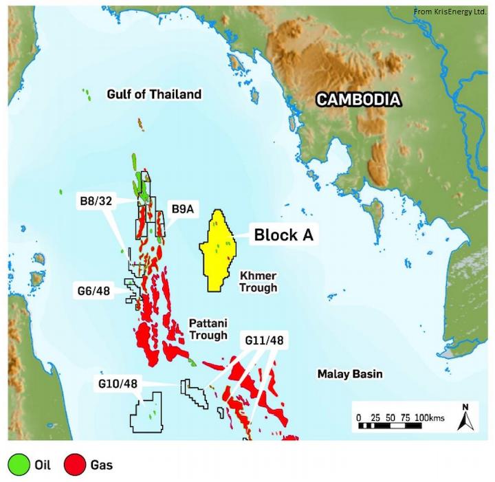Content Dam Ogj Online Articles 2017 08 Krisenergy Cambodia Block A