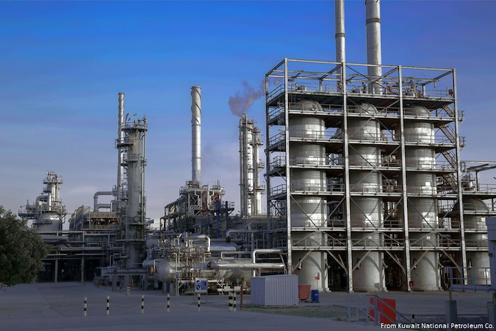 Content Dam Ogj Online Articles 2017 08 Kuwait National Petroleum Co Mina Al Ahmadi Refinery 1 002
