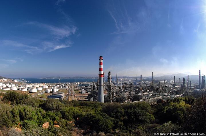 Content Dam Ogj Online Articles 2017 08 Turkish Petroleum Refineries Corp Izmir Refinery 002