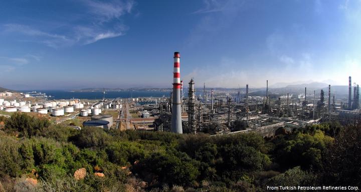 Content Dam Ogj Online Articles 2017 10 Turkish Petroleum Refineries Corp Izmir Refinery 1 002