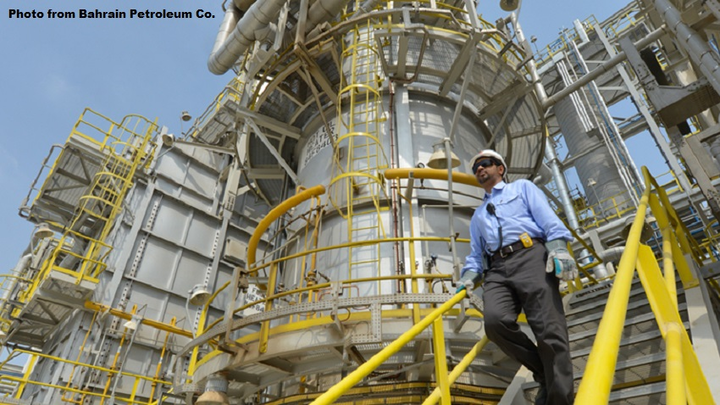 Bapco lets contract for Sitra refinery expansion, revamp