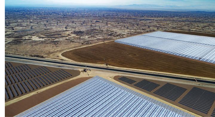 Aera Energy to use solar energy for steam floods in Belridge