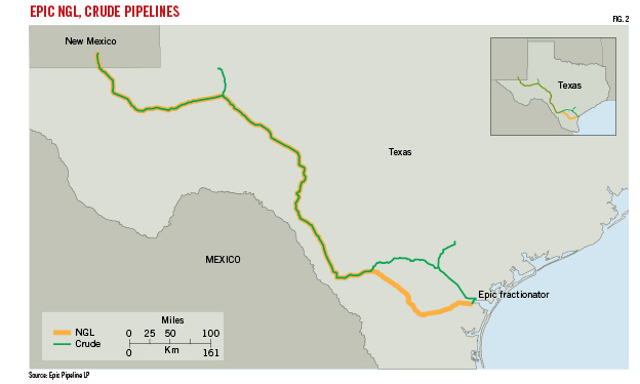 Near Term Pipeline Plans Nearly Double Future Slows Oil Gas Journal - Gasoline-pipeline-map-us
