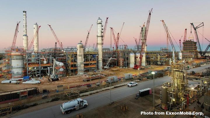 Content Dam Ogj Online Articles 2018 02 180206 Exxonmobil Baytown Olefins Project Final