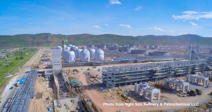 180302 Nghi Son Refinery