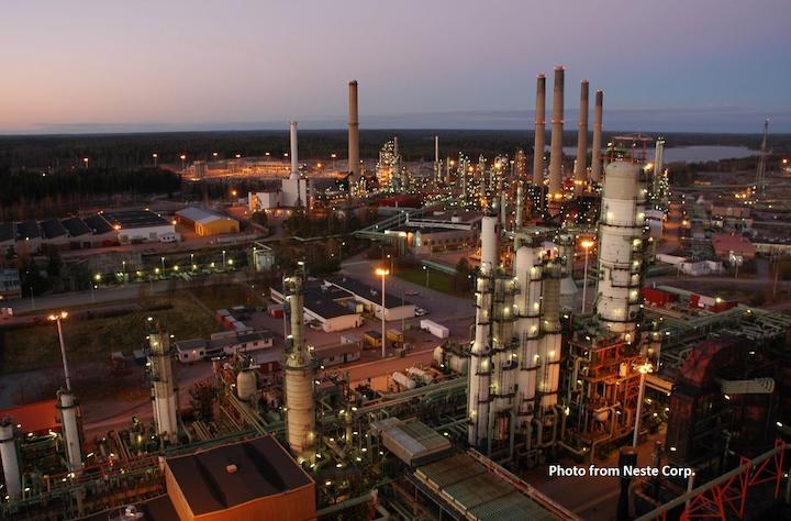 180305 Neste Refinery