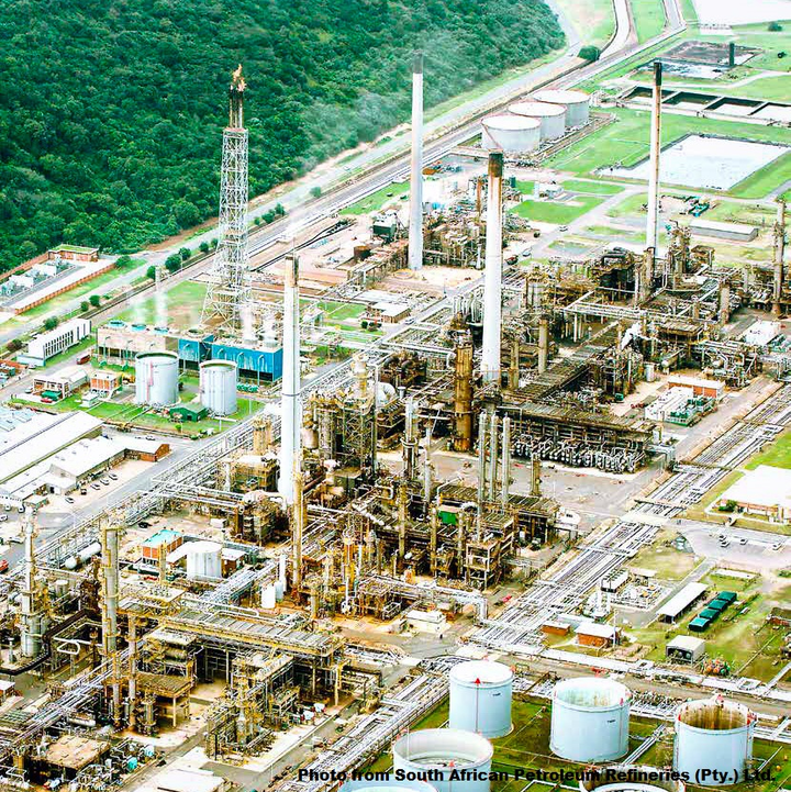 SAPREF restarting South African refinery following power outage