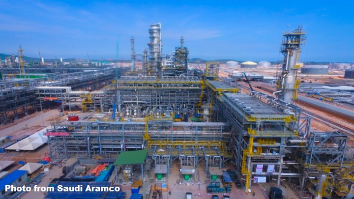 Aramco, Petronas form joint ventures for Malaysia's RAPID