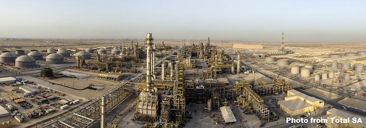 Aramco, Total plan integrated petchem complex at Jubail