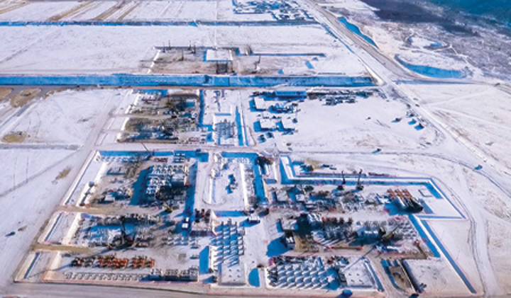 Gazprom's Amur gas processing plant remains on schedule | Oil & Gas