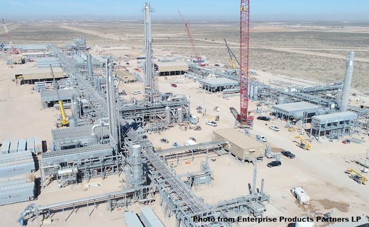 Enterprise commissions Orla 1 gas plant | Oil & Gas Journal
