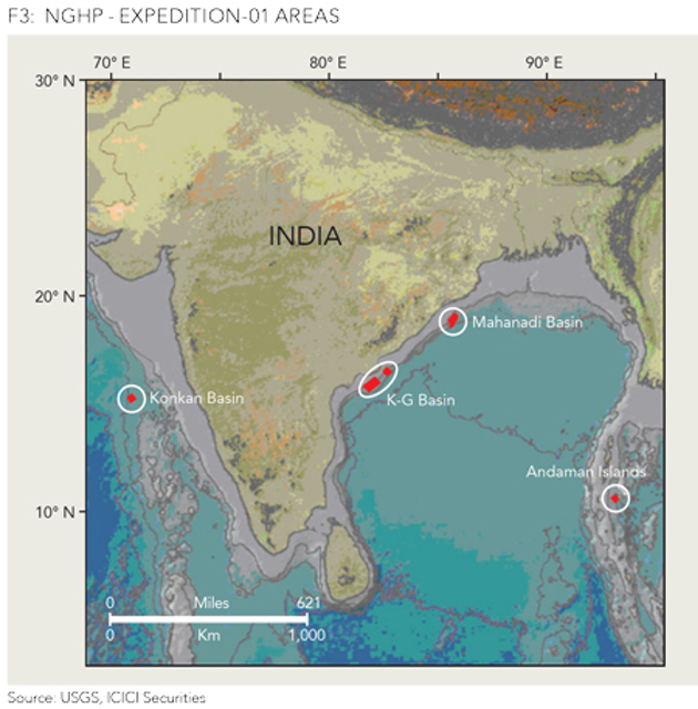 India's gas hydrates | Oil & Gas Journal
