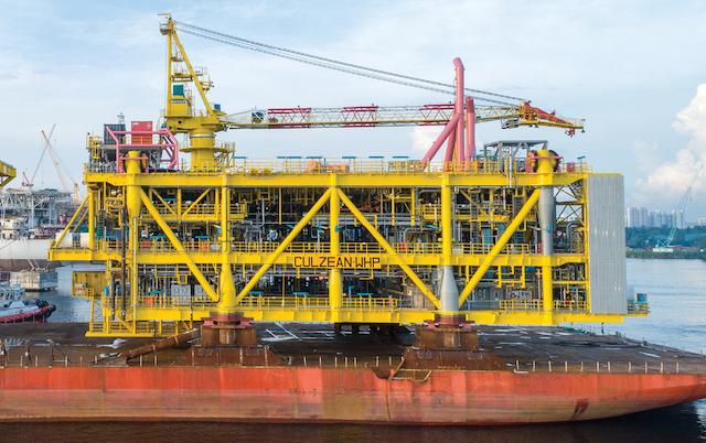 Culzean gas field nears production | Oil & Gas Journal