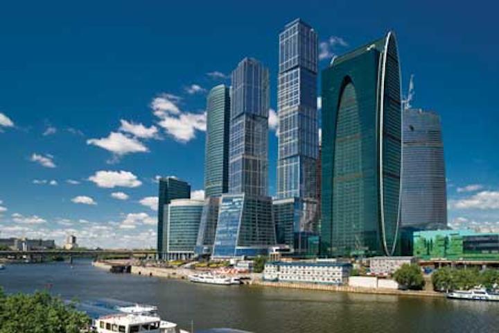 Fdu Moscow Business Center