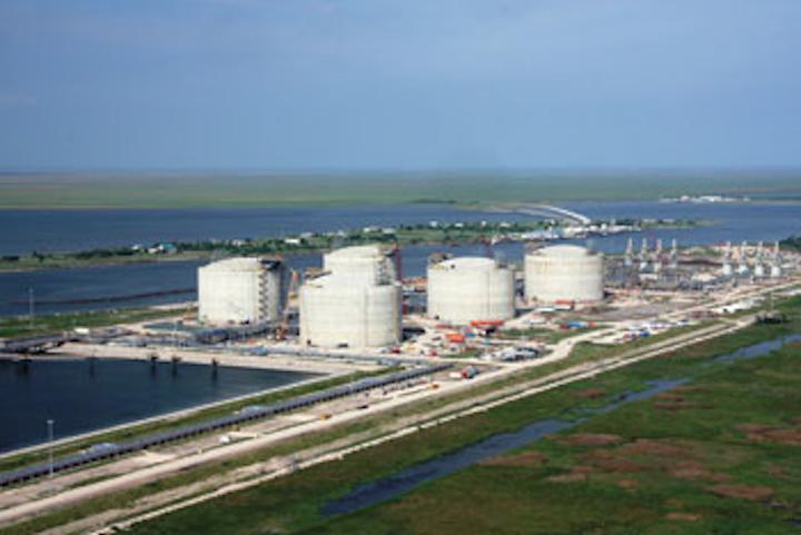 Fri Oilproductionplant