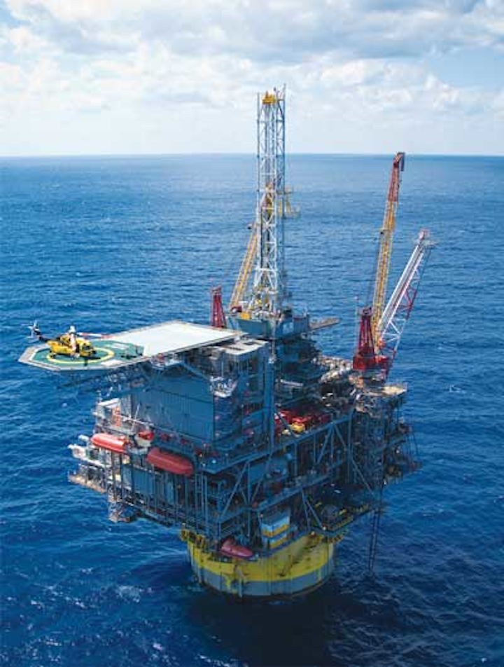 Deepwater Gulf of Mexico rebounding from Macondo   Oil & Gas