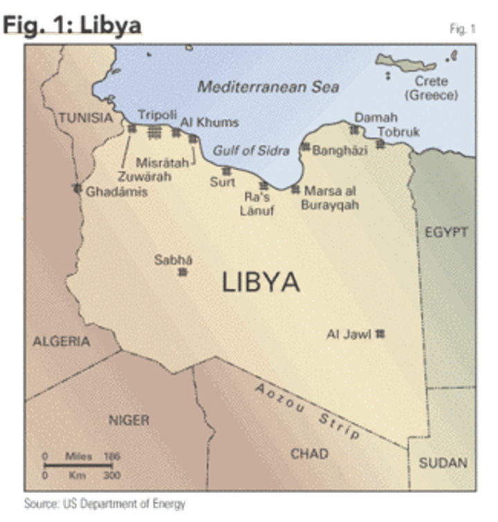 Investment considerations in Libya's upstream market | Oil