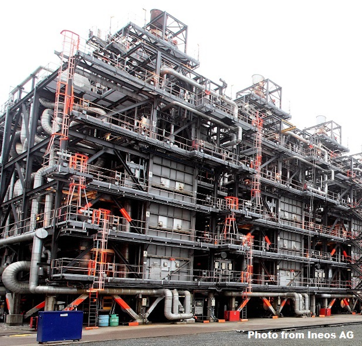 Ineos lets contract for Grangemouth cracker expansion | Oil