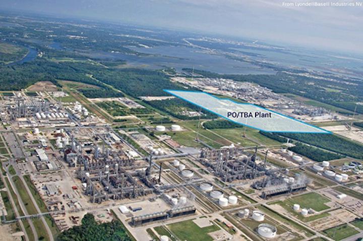 LyondellBasell starts construction on $2 4-billion Gulf