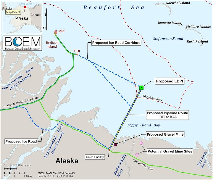BOEM approves Liberty project off Alaska | Oil & Gas Journal