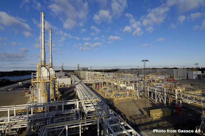 Content Dam Ogj Online Articles 2018 11 181108 Gassco Kollsnes Plant Final