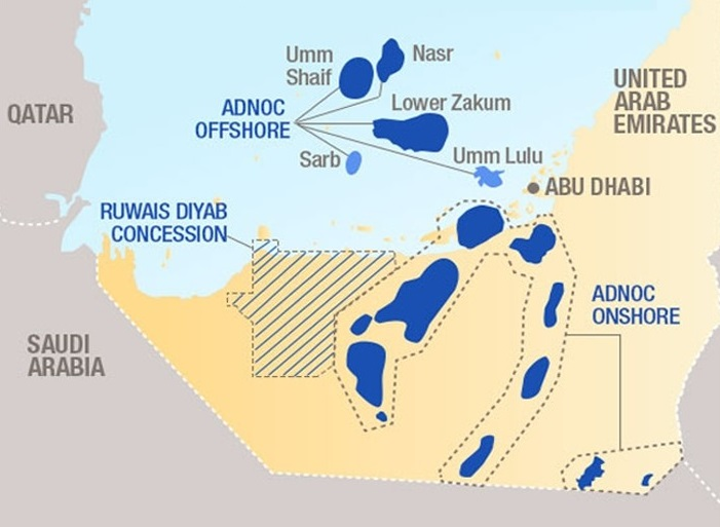 Total, ADNOC to launch unconventional gas exploration in Abu