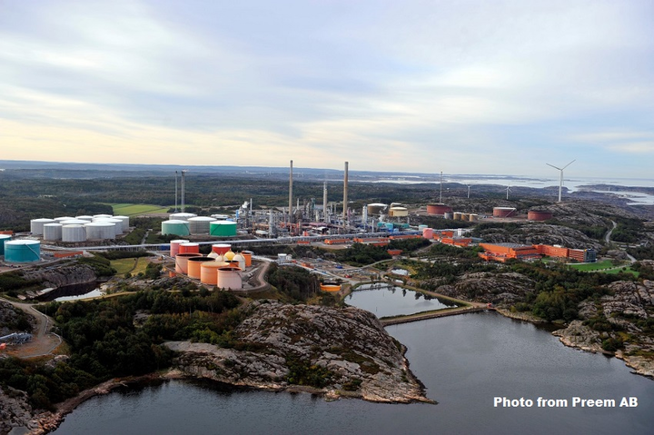 Preem advances Lysekil refinery restart, VDU project   Oil & Gas Journal