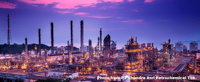 CAP lets contract for Indonesian petrochemical complex | Oil