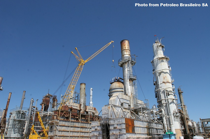 Chevron Inks Deal To Buy Petrobras S Pasadena Refinery Assets Oil Gas Journal