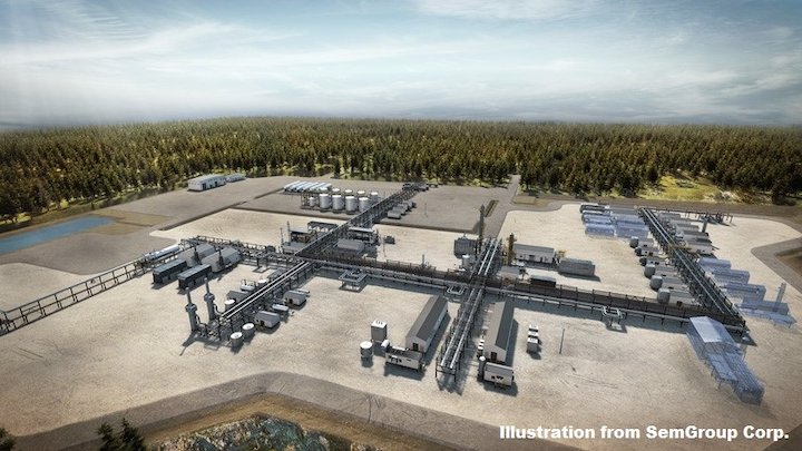 SemCAMS commissions Wapiti gas plant | Oil & Gas Journal