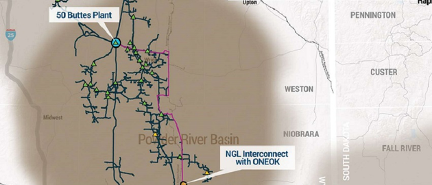 Epic NGL Permian-to-Corpus Christi pipeline completes Phase 2