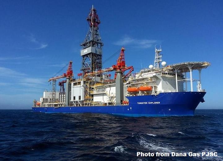 Dana Gas spuds Merak-1 wildcat off Egypt   Oil & Gas Journal