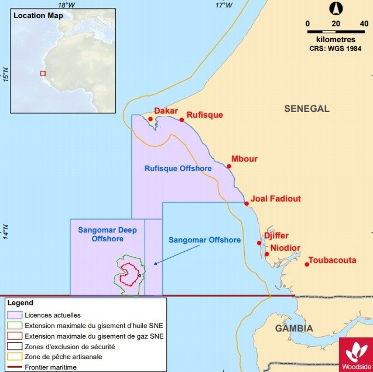 FAR Lets Contract For 3D Seismic Survey Offshore Senegal