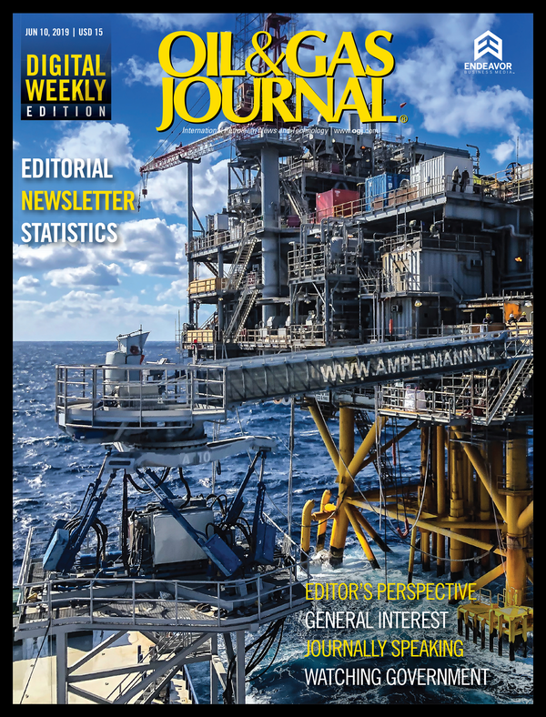 Oil & Gas Journal Volume 117, Issue 6a