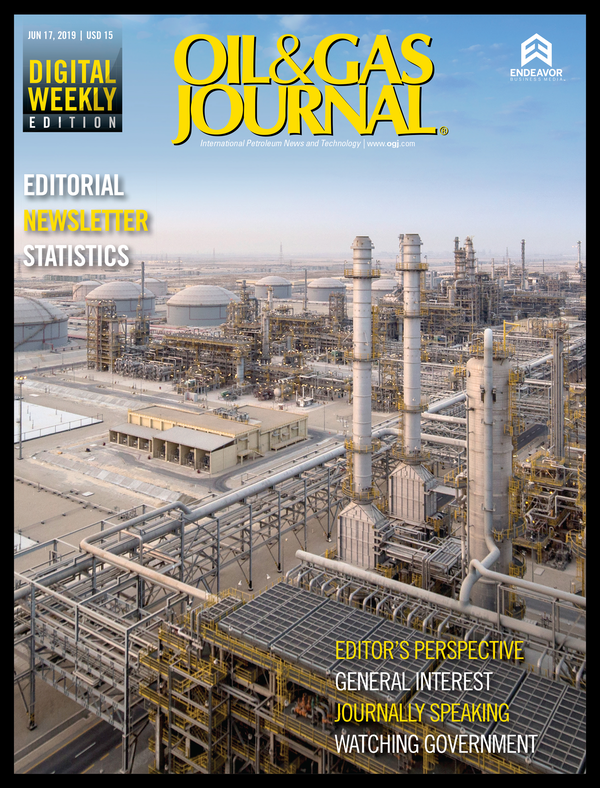 Oil & Gas Journal Volume 117, Issue 6b